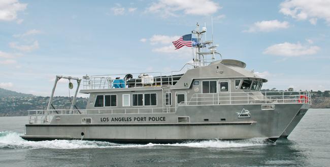 65' Patrol Boat