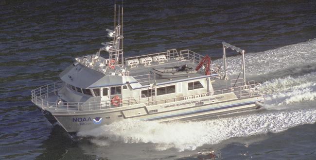 62′ Shearwater - All American Marine   Aluminum Catamarans ...