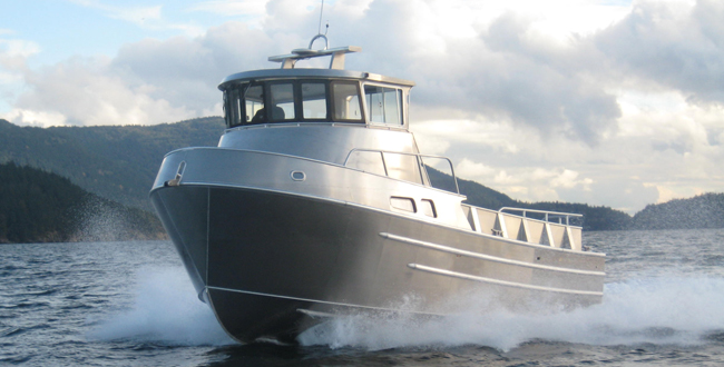 32 bristol bay gillnetter all american marine for Offshore fishing boat manufacturers