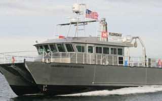 USACE 62' Survey Boat